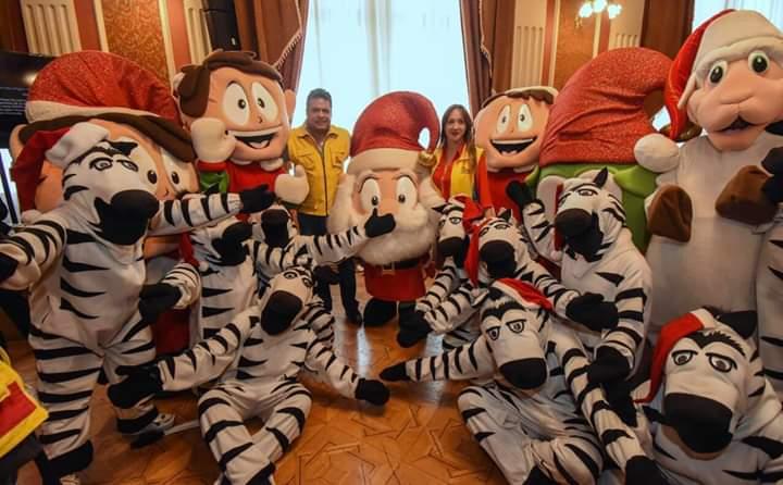 """Revilla anuncia que 50 empresas participarán en el desfile de """"Navidad Maravillosa"""" que se celebrará el 14 de diciembre"""