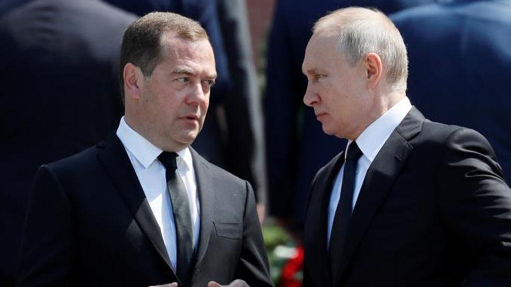 Gobierno ruso renuncia tras el discurso de Vladimir Putin