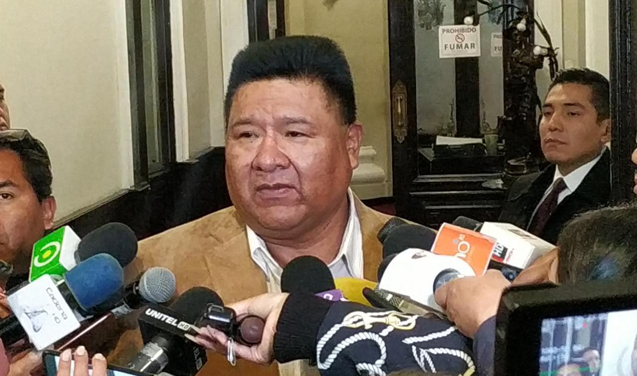 MAS tiene sectores a favor y en rechazo del binomio Arce – Choquehuanca