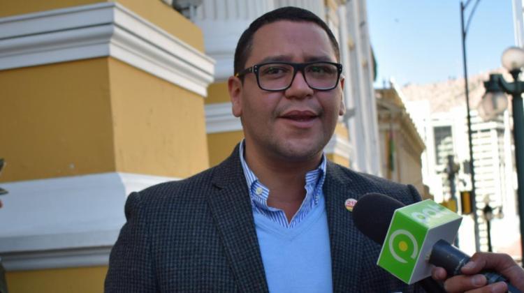 Monasterio presentará recurso para anular la designación de vocales del TSJ de Santa Cruz ante presunta corrupción