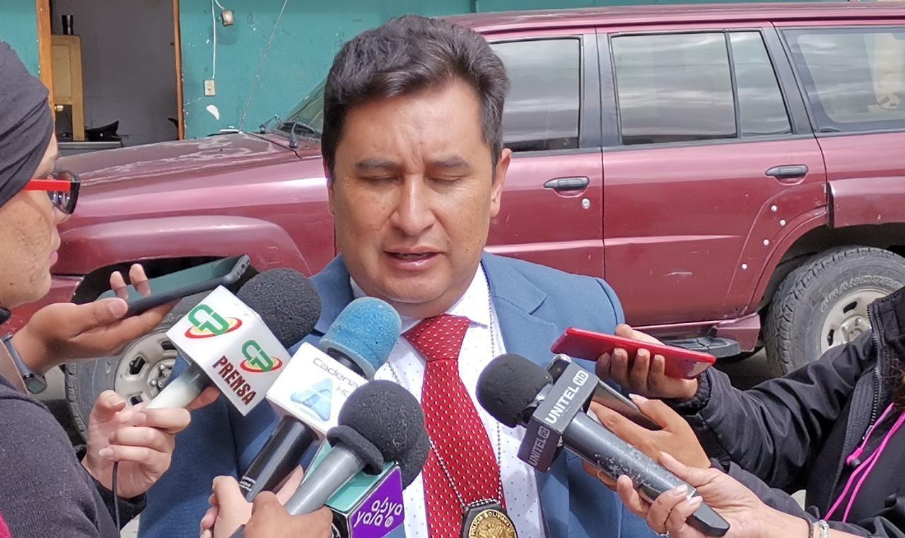 Romero es trasladado a celdas judiciales a la espera de su audiencia por el caso UELICN