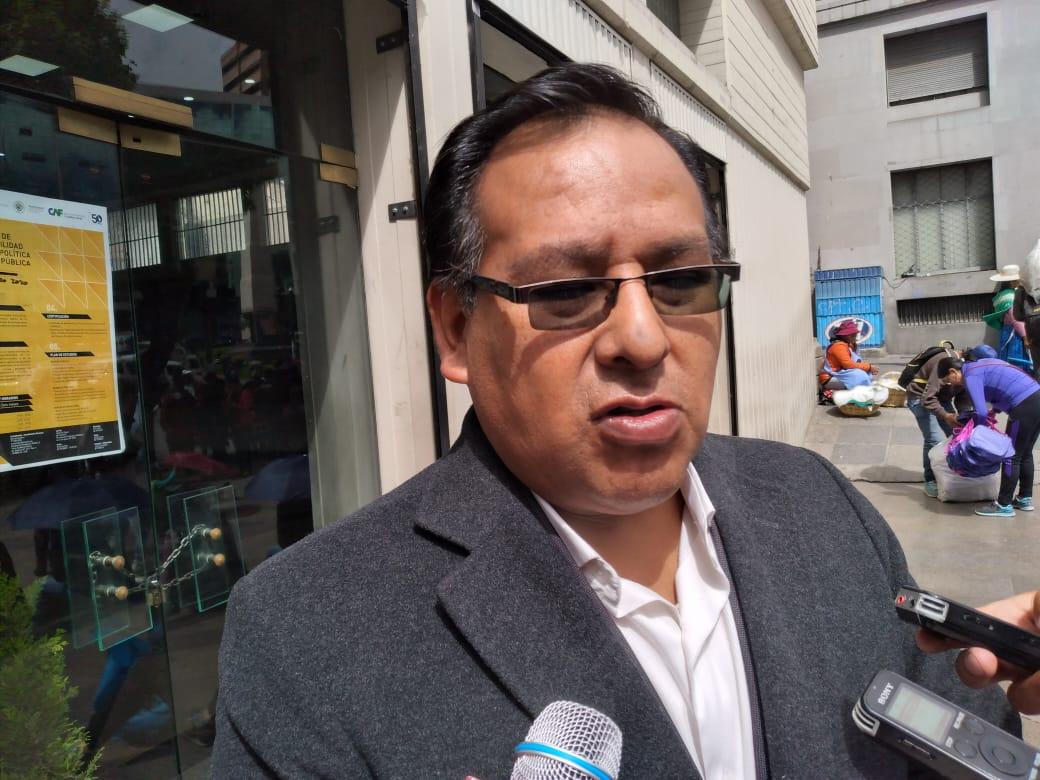 SENATEX iniciará demanda penal contra Morales y otras exautoridades por presunta malversación de fondos