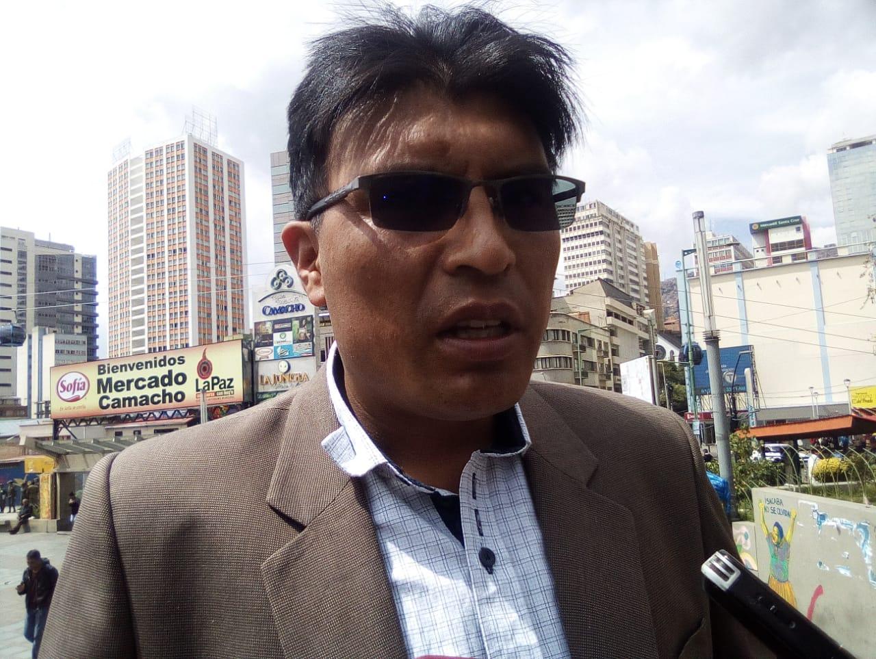 Sectores de MTS cuestionan que Patzi sea ratificado como candidato presidencial de su partido