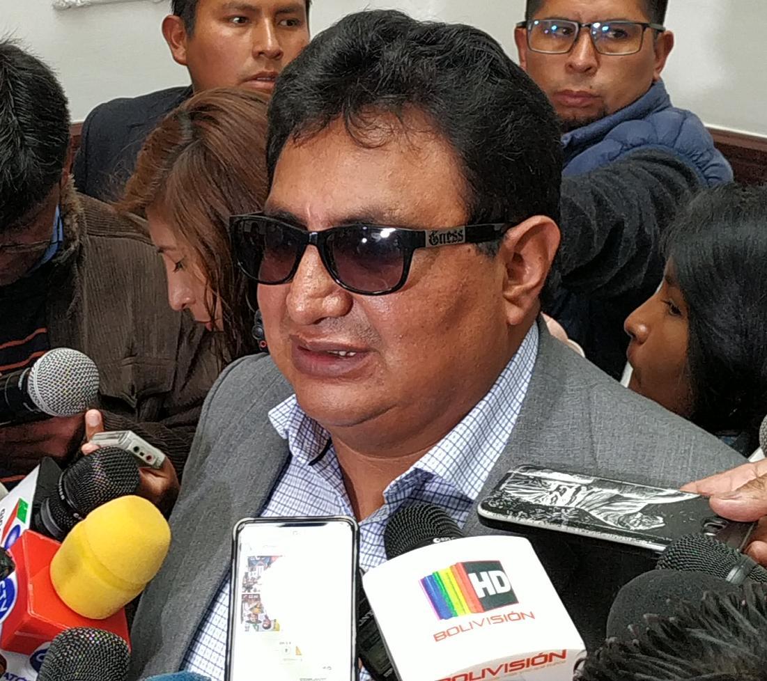 """Barral califica de """"show"""" la reunión de candidatos realizada por el Comité Cívico de Santa Cruz"""