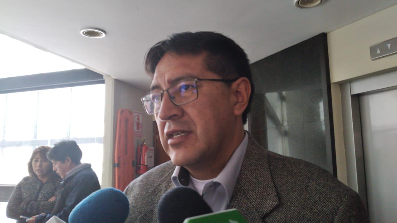 Barrientos considera que Potosí debería obtener el 50% de utilidades por la industrialización de litio