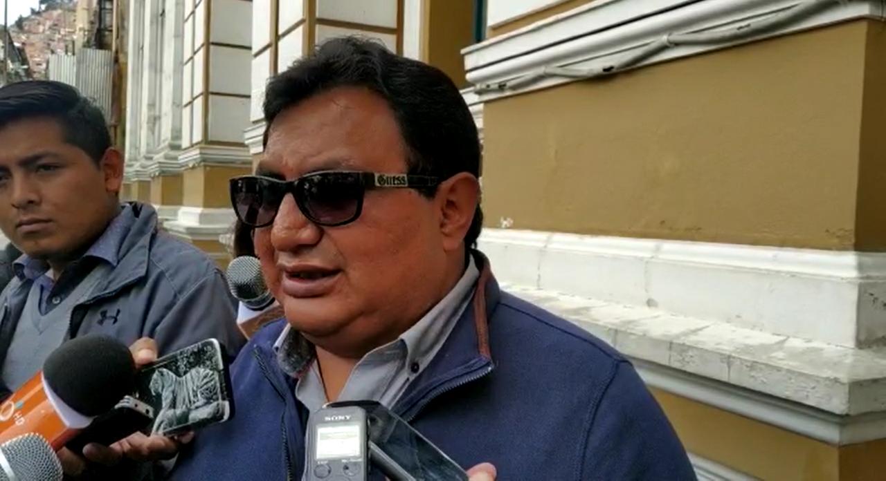 Diputado Barral pide la inhabilitación de Morales, Choquehuanca, Cossio y Pary