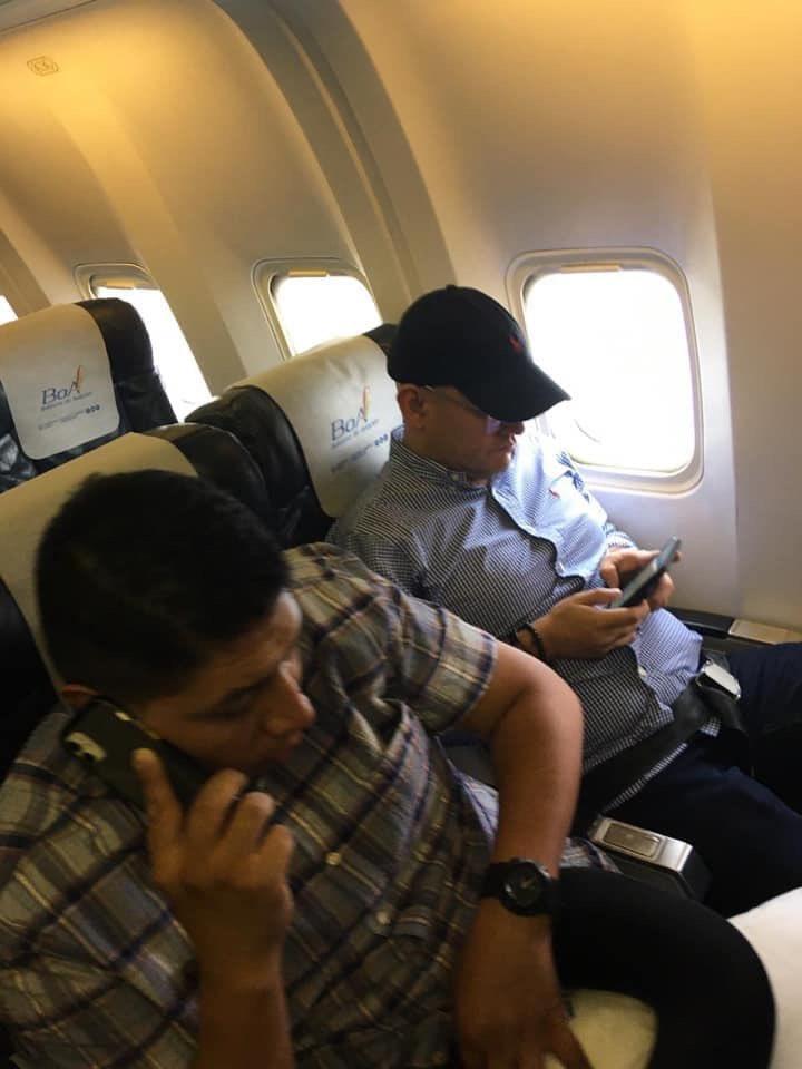 Exgerente de Entel sale con rumbo a Miami pese a las acusaciones en su contra por presunta corrupción