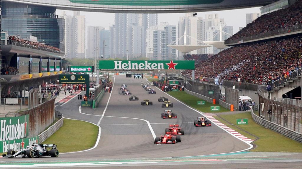 Gran Premio de China de Fórmula 1 fue postergado por el brote del coronavirus