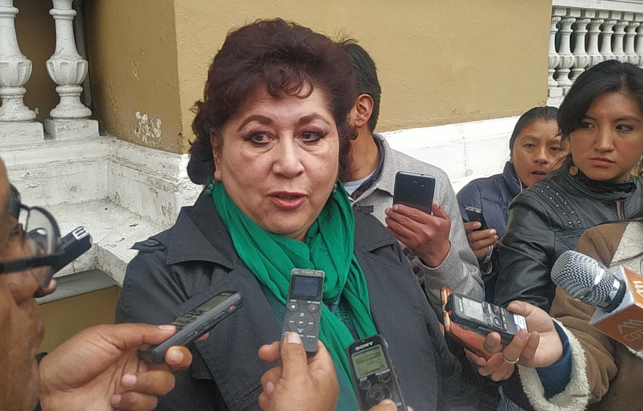 MAS asegura que habrá presiones políticas para inhabilitar las candidaturas de Morales, Arce y Pary
