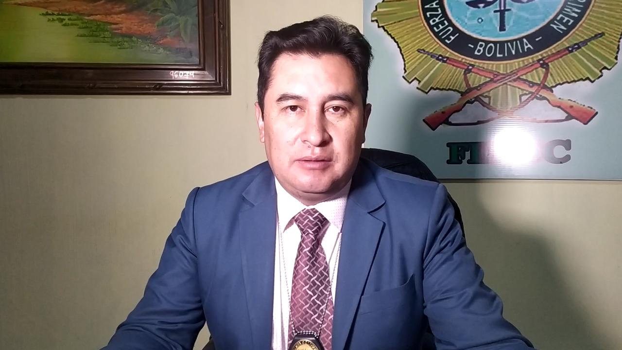 No descartan convocar a Andrónico Rodríguez para que declare dentro del caso sedición