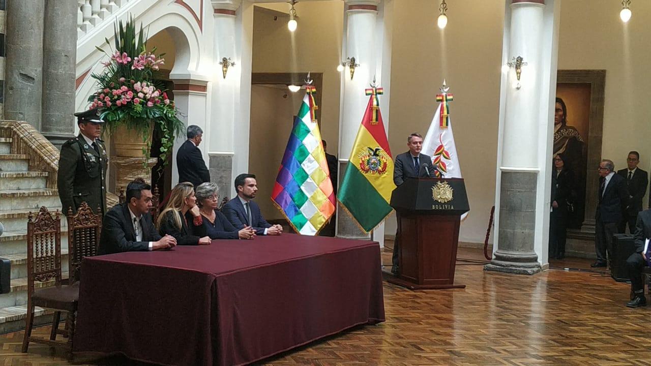 Unión Europea dona € 27.000.000 a Bolivia para saneamiento y la lucha contra el narcotráfico