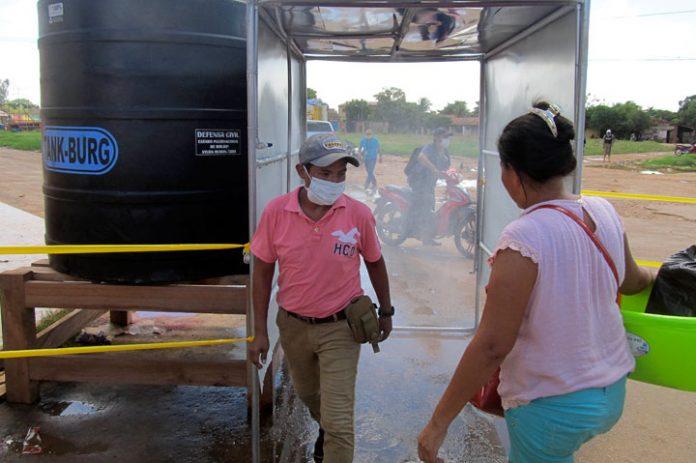 Beni se declara en desastre sanitario ante el aumento de casos de coronavirus