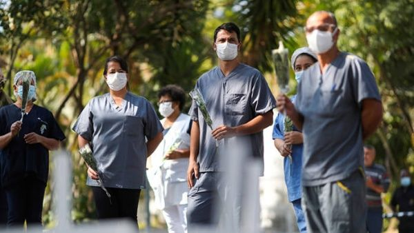 Brasil registra 751 muertes y 10.222 nuevos casos confirmados por coronavirus