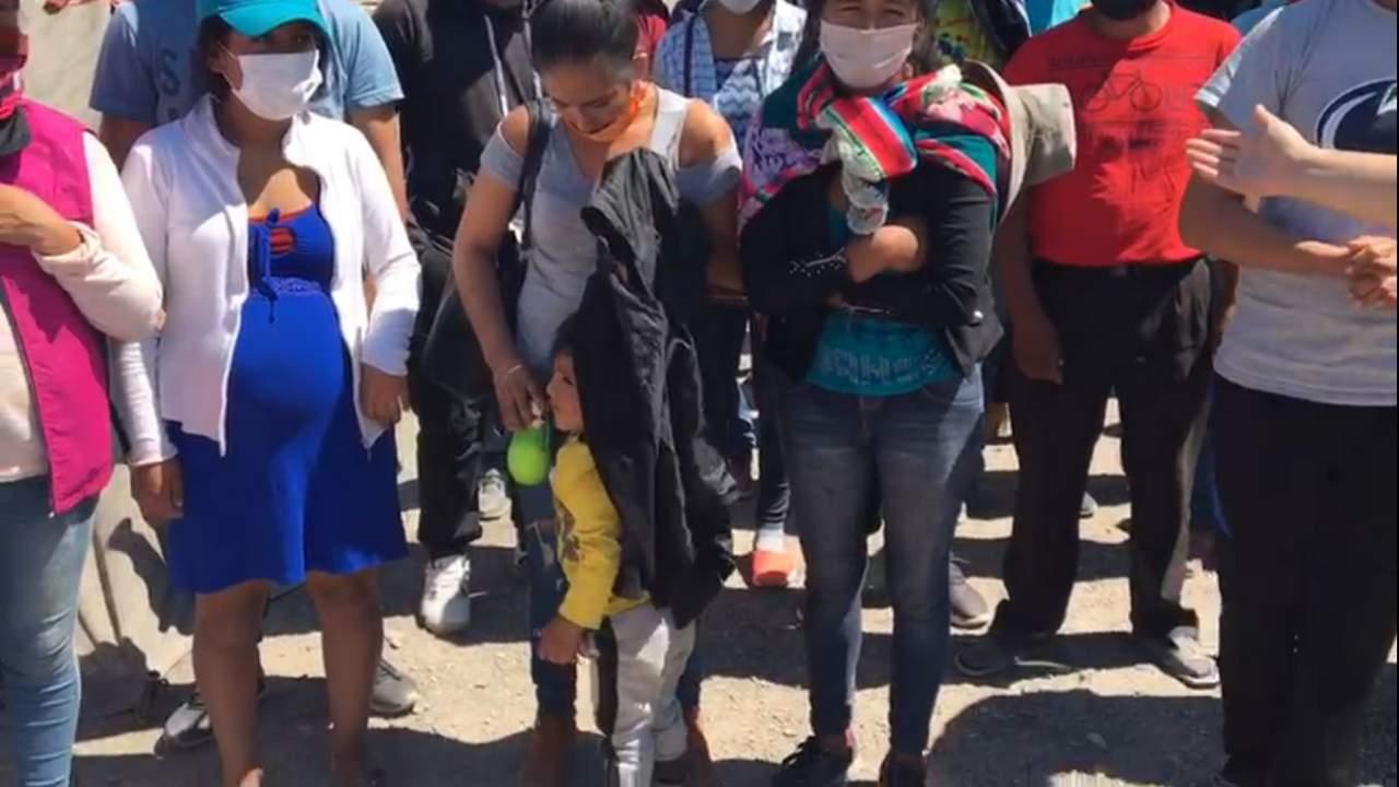 Cancillería prevé repatriar 450 bolivianos en Iquique tras confirmar que cumplieron su cuarentena