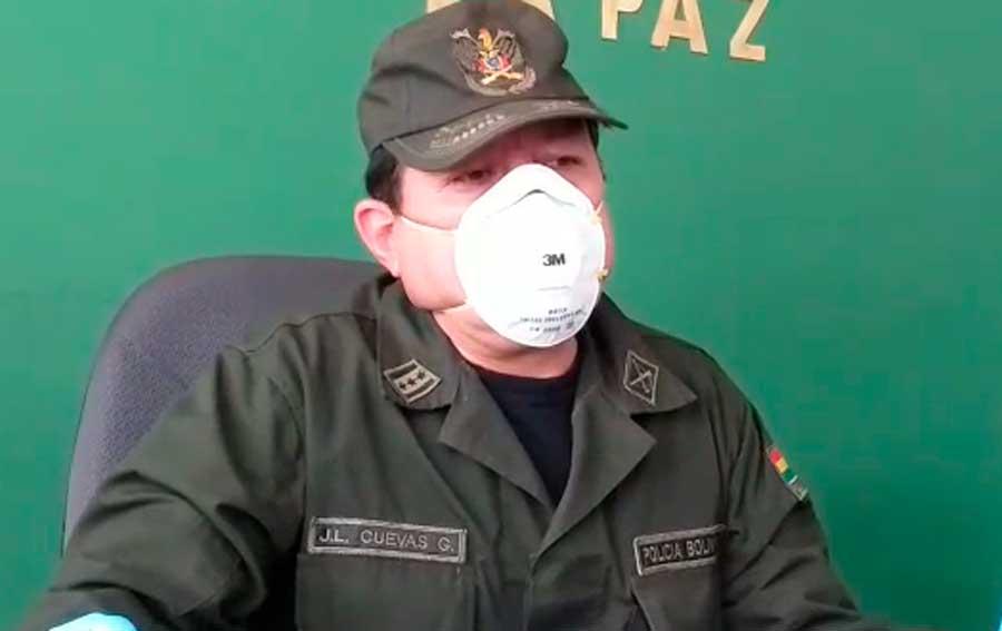 FELCC reporta la fuga de una reclusa del penal de Villa Fátima