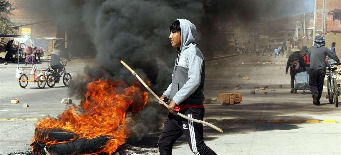 FF.AA. y Policía preparan acciones legales contra pobladores de Kara Kara que participaron en actos violentos