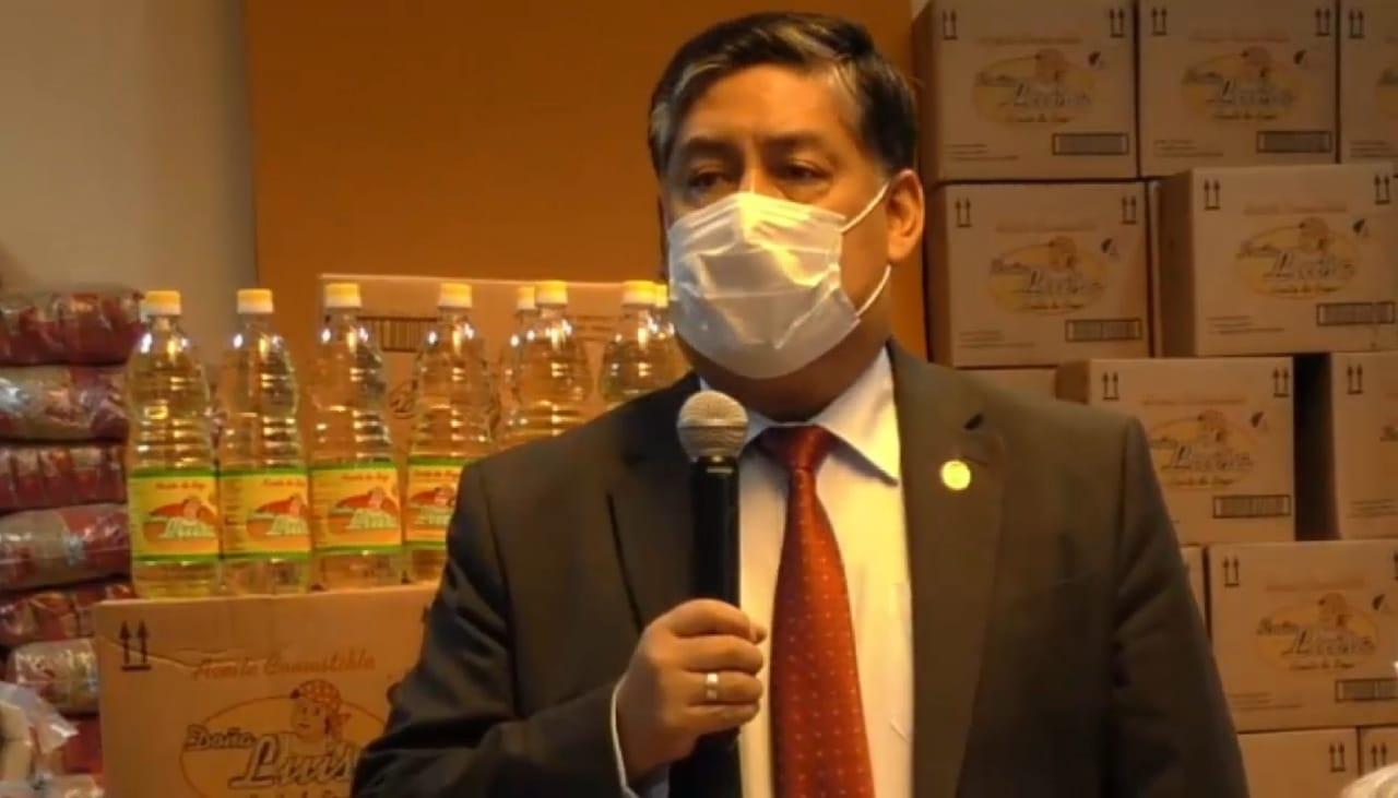 Fiscalía General declara en reserva todo el proceso de investigación del caso respiradores
