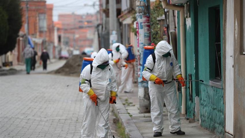 Ministerio de Salud registra 7.768 casos de COVID-19 en el país