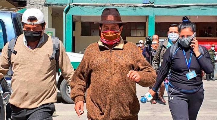 Ministra Capobianco asegura que Rafael Quispe continuará apoyando al Gobierno en otro cargo