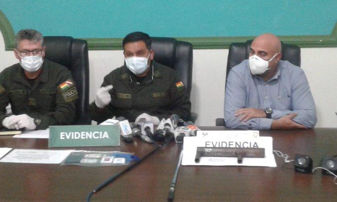 Régimen Interior denuncia que el MAS incitó a pobladores de Kara Kara a realizar bloqueos