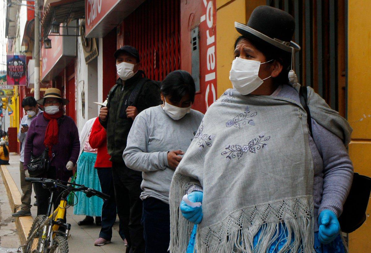 Registran 119 nuevos casos de coronavirus en el país