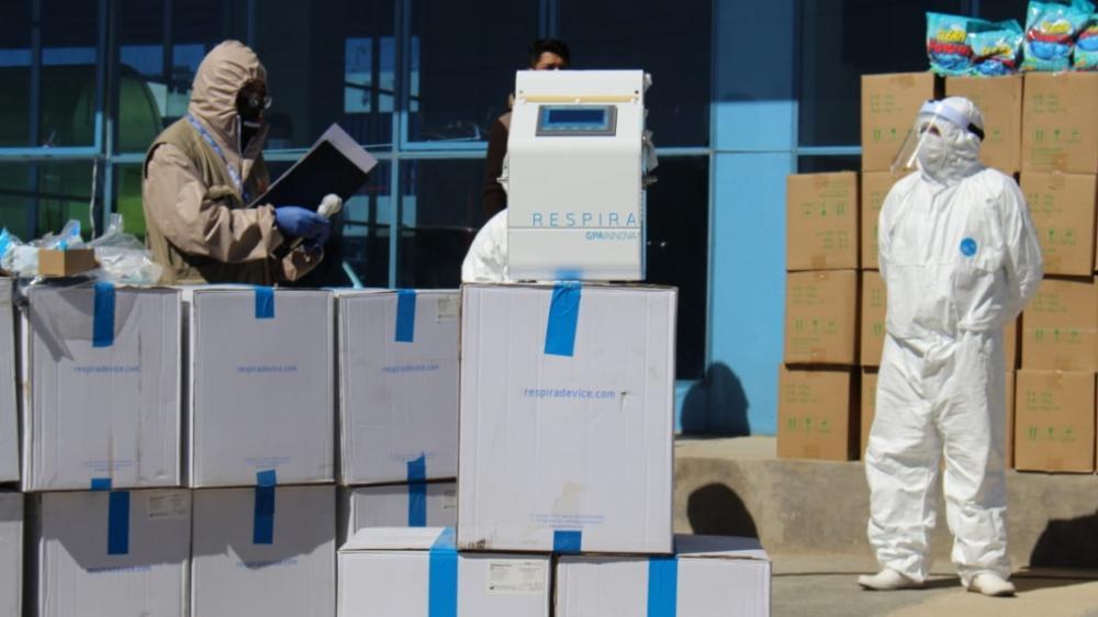 Viceministerio de Transparencias prepara auditoría al Ministerio de Salud por la adquisición de los 170 respiradores