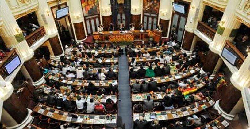 ALP sanciona ley para la recuperación del 12% del IDH