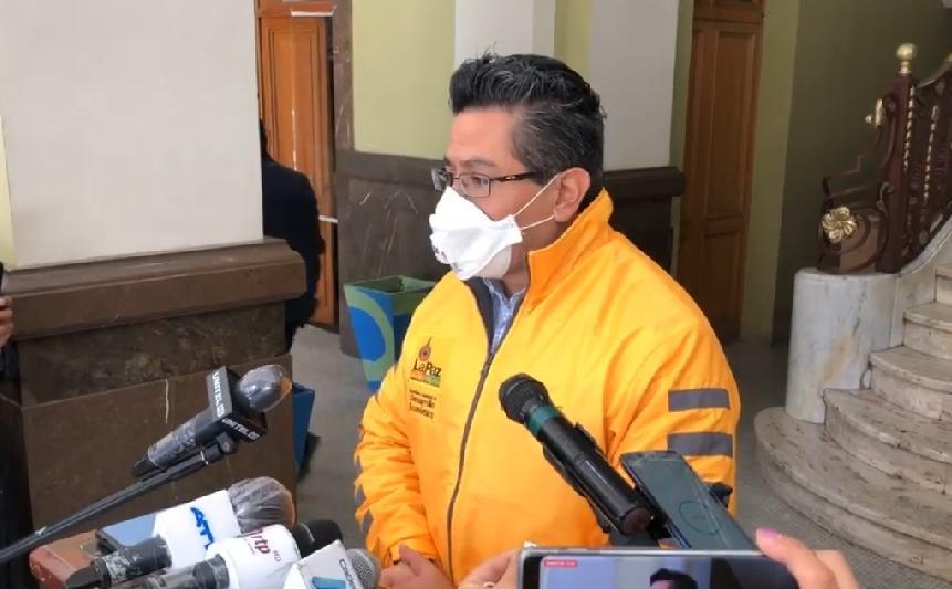 Alcaldía enviará caravanas móviles para proveer alimentos de primera necesidad a La Paz