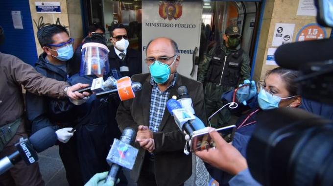 Aníbal Cruz asevera que no participó en la adquisición de los 170 respiradores