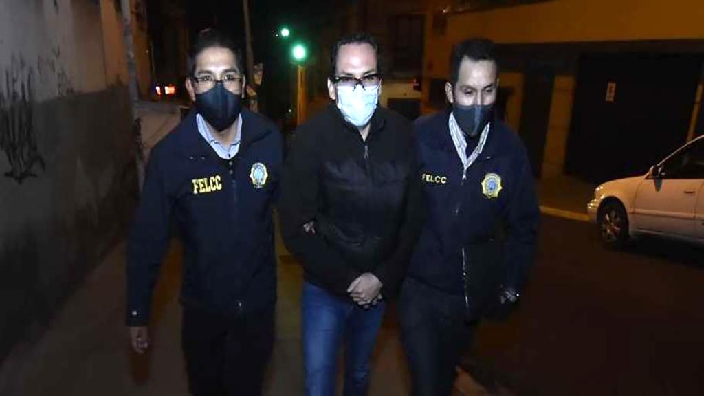 Aprehenden al cónsul Pareja por el caso de los respiradores españoles