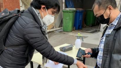 Autoridades de China consideran que han controlado en nuevo foco de COVID-19 en Pekín