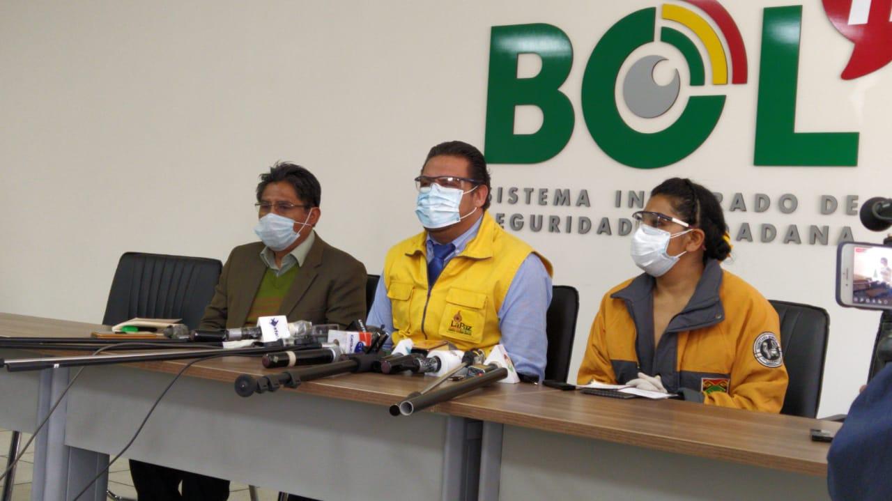 COED de La Paz anuncia endurecimiento de la cuarentena ante aumento de casos de COVID-19