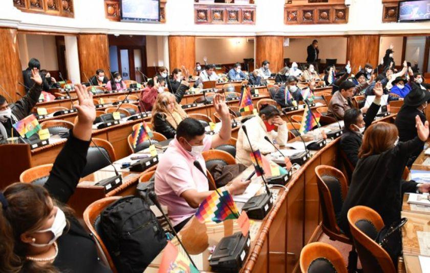 Cámara de Diputados sanciona la Ley de Estados de Excepción