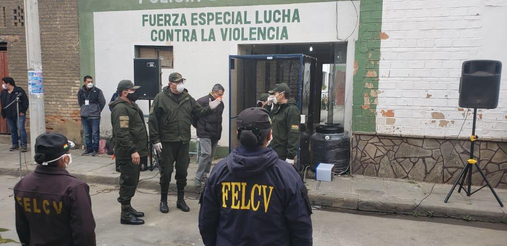 FELCV realizará patrullajes y monitoreo a las víctimas de violencia