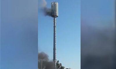 Gobierno anuncia procesos contra las personas que destruyeron 4 antenas de comunicación en Yapacaní