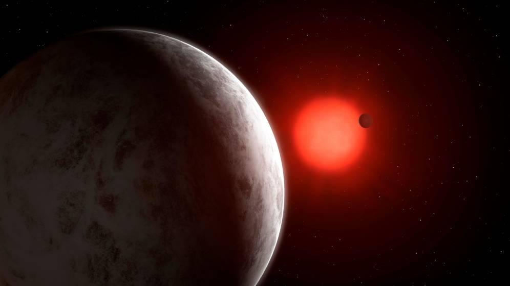 Hallan dos supertierras a 11 años luz de la tierra