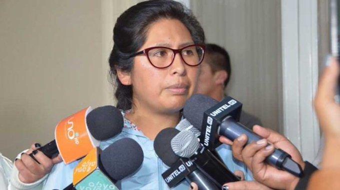 Ministerio de Defensa formaliza denuncia contra Eva Copa por el caso del ascenso de militares