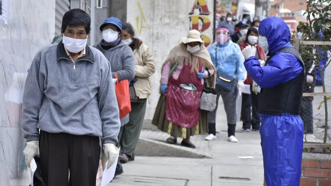 Ministerio de Salud reporta 26.389 casos de coronavirus a nivel nacional