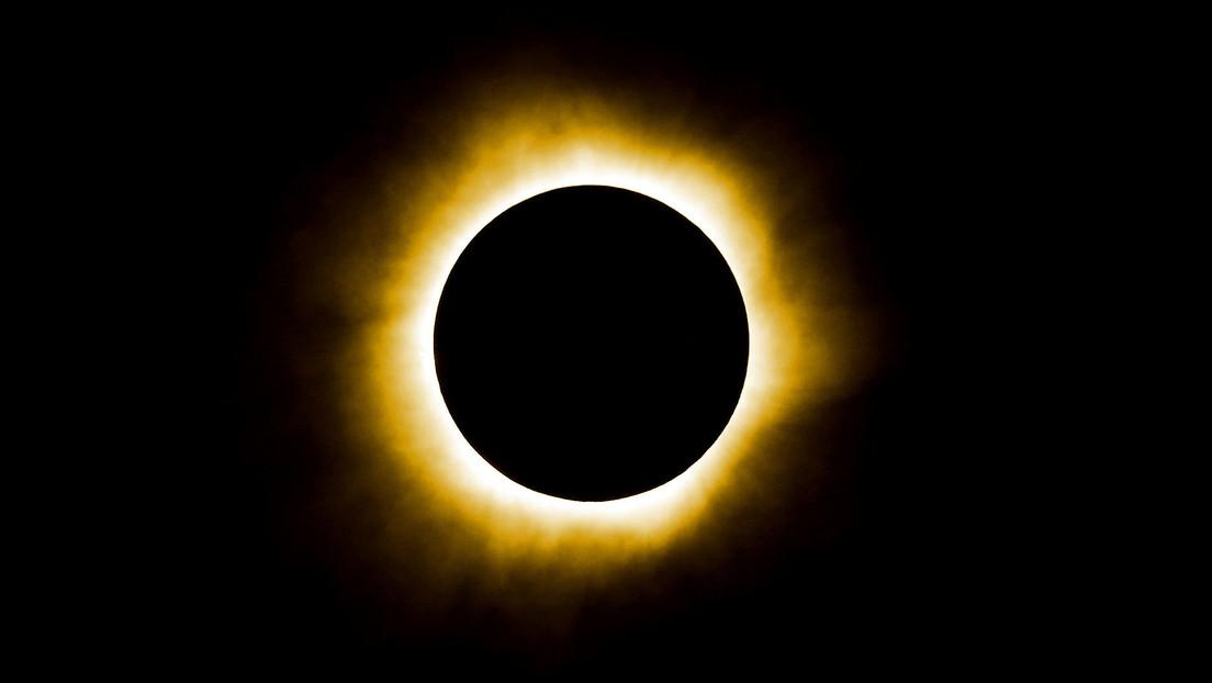 """NASA anuncia que el 21 de junio habrá un eclipse con """"anillo de fuego"""""""