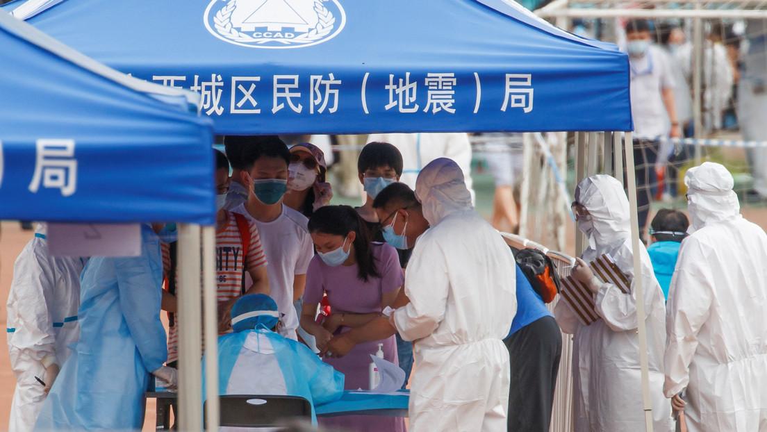 OMS confirma 100 nuevos casos de coronavirus en China