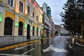 Oruro retornará a la cuarentena rígida desde el próximo lunes