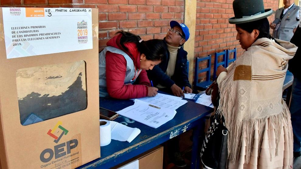 Pacientes con COVID-19 deberán gestionar su imposibilidad de votar en las próximas elecciones