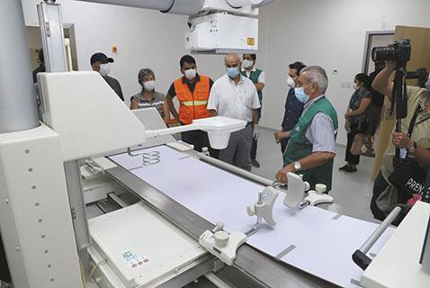 Palacio de Justicia ordena la apertura del hospital de Montero