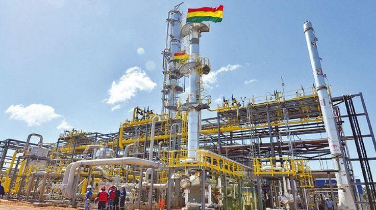 Petrobras comprará menos gas a Bolivia por los efectos económicos del COVID-19