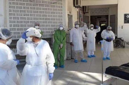 Registran 11.638 casos de coronavirus a nivel nacional