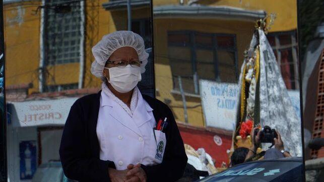 Registran 12.728 casos de coronavirus en el país