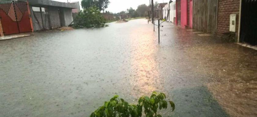 Santa Cruz se declara en alerta naranja por las recientes inundaciones