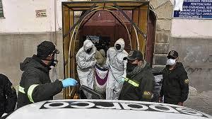 Se registran 24 muertes de reos en el penal de San Pedro con síntomas de COVID 19