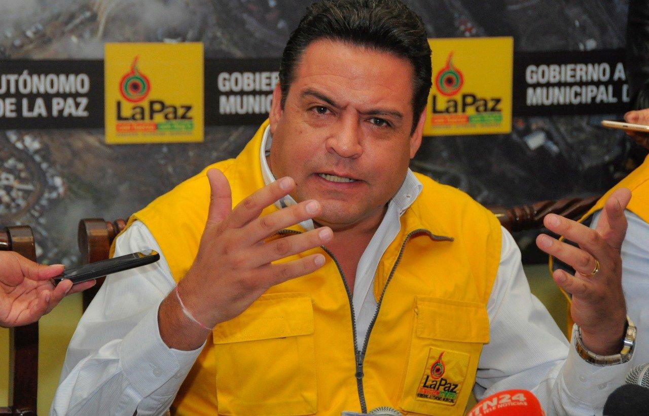 Alcaldía de La Paz analiza volver a la cuarentena rígida