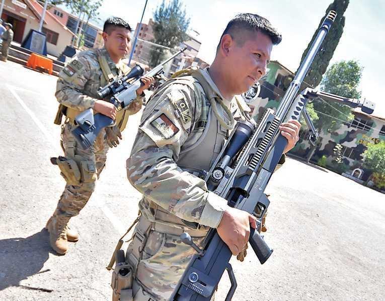 CIDH admite denuncia de objeción de conciencia al servicio militar en Bolivia